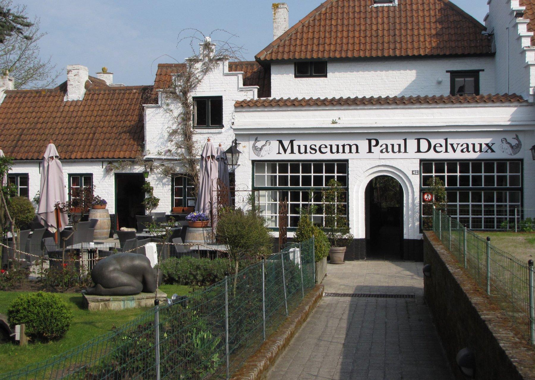 Delvauxmuseum